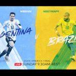【美洲杯】VIP体育贴吧:巴西总统放话5-0底气何来!全因裁判与VAR都是阿根廷的对手